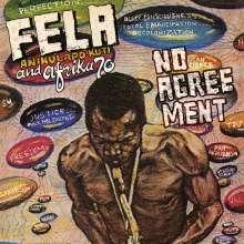 Fela Kuti: No Agreement, LP