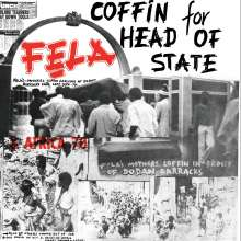 Fela Kuti: Coffin For Head Of State, LP