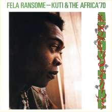 Fela Kuti: Afrodisiac (180g), LP