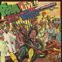 Fela Kuti: Johnny Just Drop (J.J.D.), LP