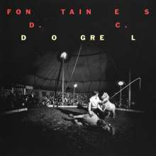 Fontaines D. C.: Dogrel (Limited-Edition) (Translucent Yellow Vinyl), LP