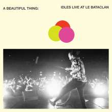Idles: A Beautiful Thing: Live At Le Bataclan (Limited Edition) (Clear Neon Orange Vinyl) , 2 LPs