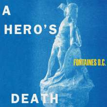 Fontaines D.C.: A Hero's Death, CD