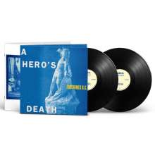 Fontaines D.C.: A Hero's Death (180g) (Limited Deluxe Edition) (45 RPM), 2 LPs