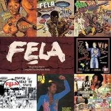 Fela Kuti: Vinyl Box Set 4 (Compiled By Erykah Badu), 7 LPs