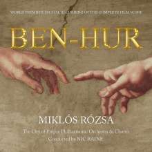 Filmmusik: Ben Hur, 2 CDs