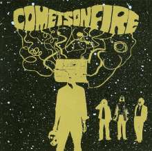 Comets On Fire: Comets On Fire, CD