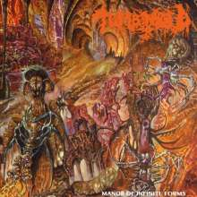 Tomb Mold: Manor Of Infinite Forms, CD