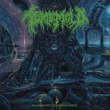 Tomb Mold: Planetary Clairvoyance, CD