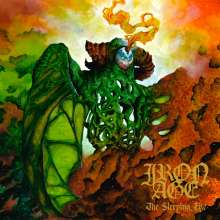 Iron Age: The Sleeping Eye (10th Anniversary), CD