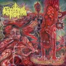 Cerebral Rot: Excretion Of Mortality (Violet/Red Vinyl), LP