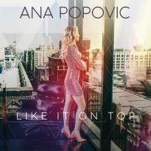 Ana Popovic: Like It On Top, CD