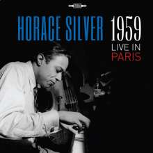 Horace Silver (1933-2014): Live In Paris 1959 (Limited Numbered Edition), LP