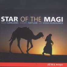 Suzie LeBlanc & Daniel Taylor - Star of the Magi, CD