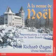 A la venue de Noel, 2 CDs