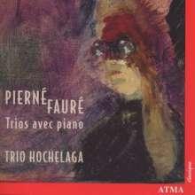 Gabriel Pierne (1863-1937): Klaviertrio op.45, CD