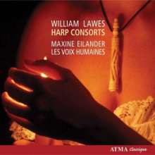 William Lawes (1602-1645): The Hpr Consorts, CD