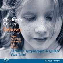 Claude Debussy (1862-1918): Orchesterwerke, Super Audio CD