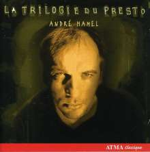 Andre Hamel (geb. 1955): Kammermusik, CD