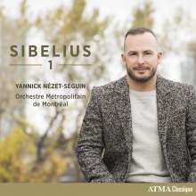 Jean Sibelius (1865-1957): Sibelius Vol.1, CD