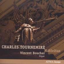 "Charles Tournemire (1870-1939): Orgelwerke  ""Nativitas"", CD"