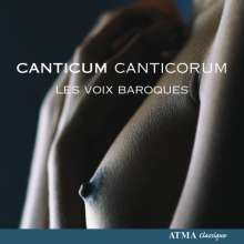 Canticum Canticorum - From sensual to sacred love, CD