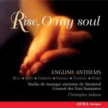 Consort des Voix Humaines - Rise, O my soul, CD