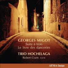 Georges Migot (1891-1976): Klaviertrio, CD
