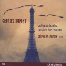 Gabriel Dupont (1878-1914): Klavierwerke, 2 CDs
