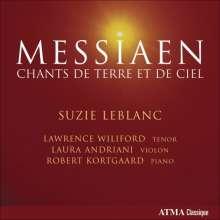 Olivier Messiaen (1908-1992): Lieder, CD