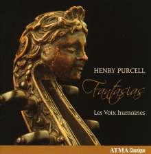 Henry Purcell (1659-1695): Fantasien für Violen, CD