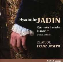 Hyacinthe Jadin (1769-1800): Streichquartette op.1 Nr.1-3, CD