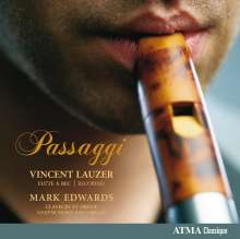 Vincent Lauzer & Mark Edwards - Passaggi, CD