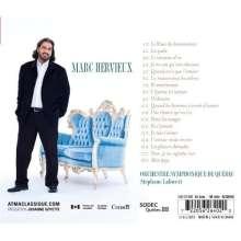 Berge / Hervieux / Orch Sym De Quebec / Laforest: Les Plaisirs Demodes, CD
