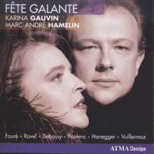 Karina Gauvin & Marc-Andre Hamelin - Fete Galante, CD
