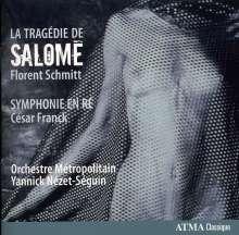 Florent Schmitt (1870-1958): La Tragedie de Salome op.50 (Symphonische Dichtung), CD