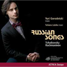 Yuri Gorodetski - Russian Songs, CD