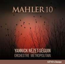 Gustav Mahler (1860-1911): Symphonie Nr.10 (Fassung nach Cooke), CD