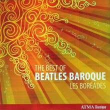 Best of Beatles Baroque, CD