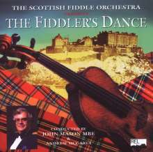 The Scottish Fiddle Orchestra: The Fiddler's Dance, CD