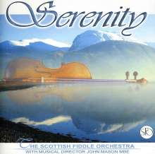The Scottish Fiddle Orchestra: Serenity, CD