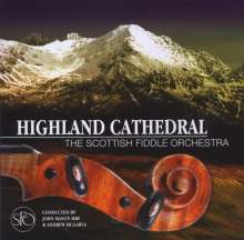 The Scottish Fiddle Orchestra: Highland Cathedral, CD