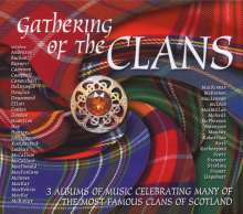 Gathering Of The Clans, 3 CDs