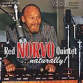 Red Norvo (1908-1999): Naturally, CD