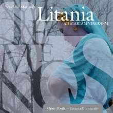 Vladimir Martynov (geb. 1946): Temenos-Litania Ad Mari, CD