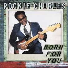 Rockie Charles: Born For You, CD