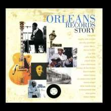 Orleans Records Story / Various: Orleans Records Story / Various, CD
