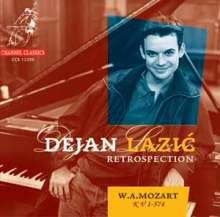Dejan Lazic - A Mozart Retrospection, CD
