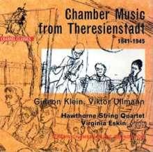 Gideon Klein (1919-1945): Kammermusik, CD