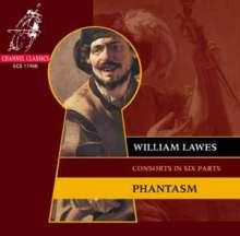 William Lawes (1602-1645): Consortmusik, CD